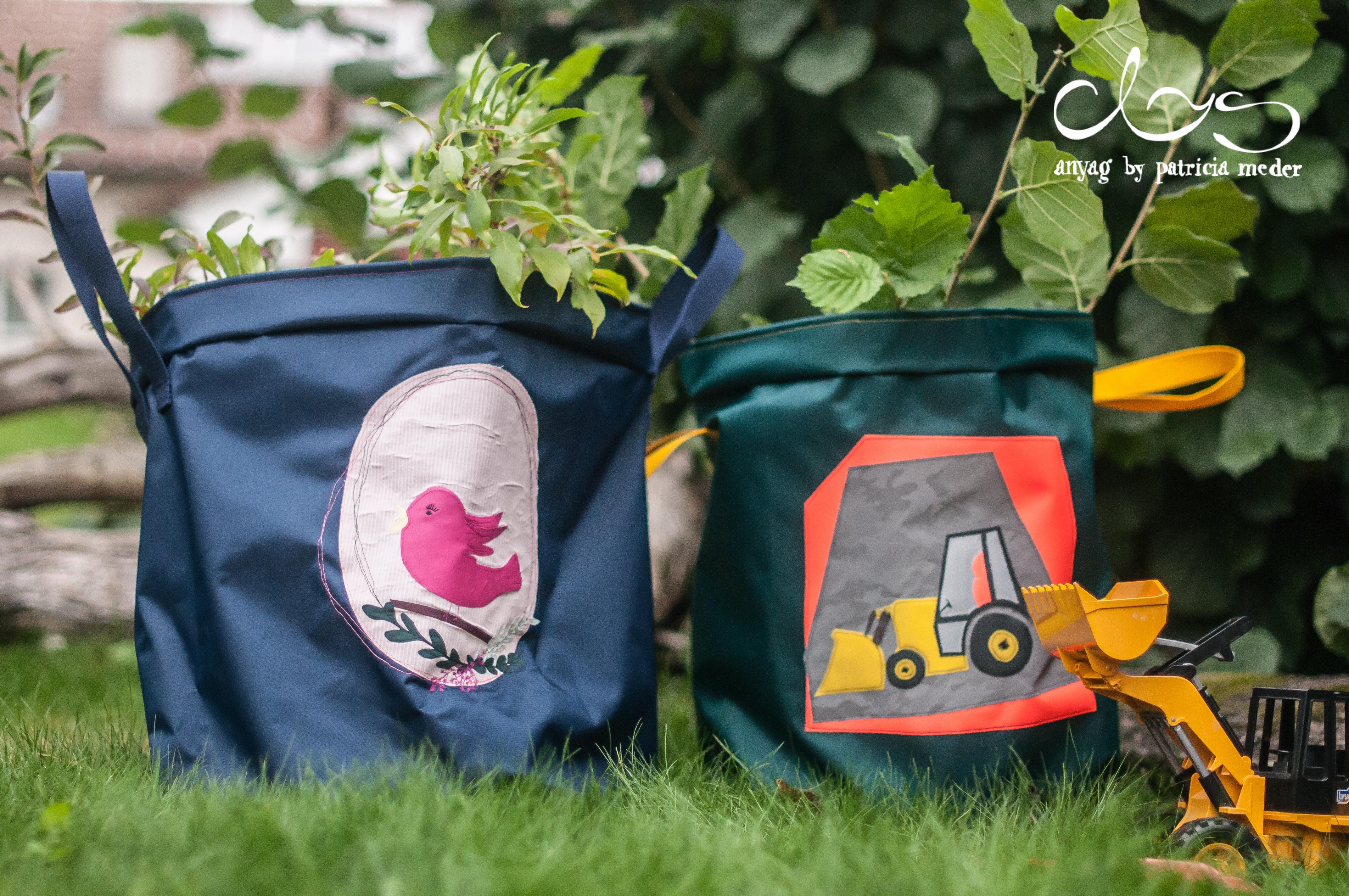 Laubsack für Kinder
